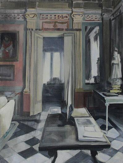 Bea Sarrias, 'The Ship Before the Light', 2019