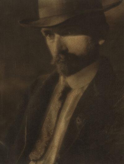 Alvin Langdon Coburn, 'Portrait of Arthur Wesley Dow', 1903