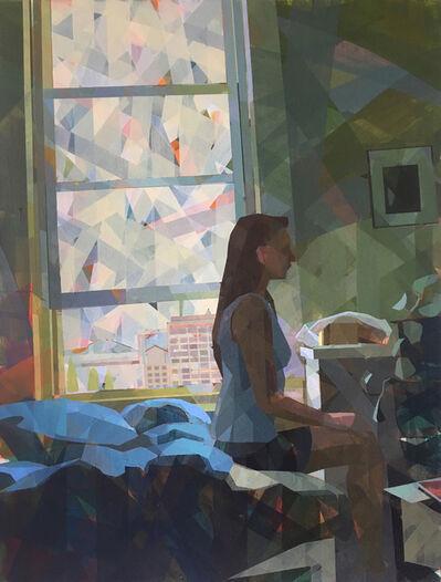 Ryoko Tajiri, 'What She Said', 2017