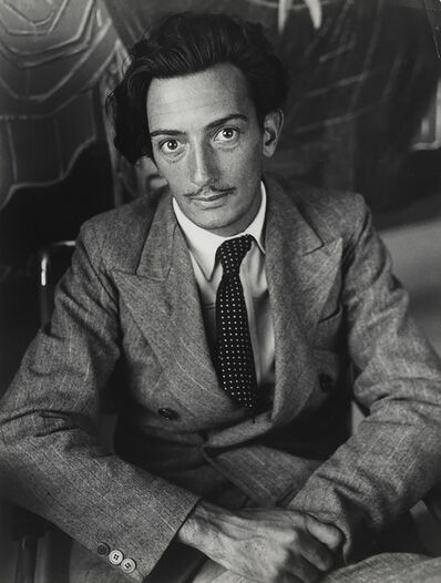 Brassaï, 'Mon premier portrait de Dalí (My first portrait of Dalí)', ca. 1932-1933