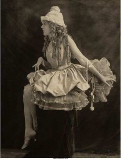 Alfred Cheney Johnston, 'Mary Pickford', circa 1920