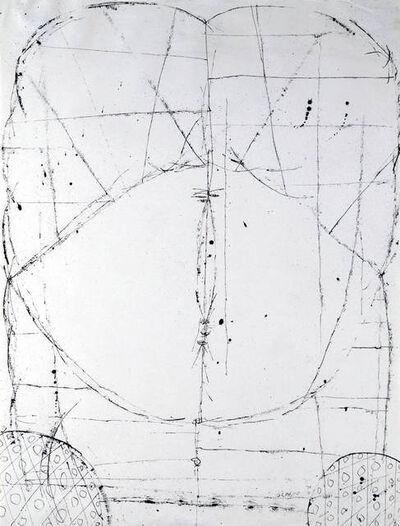Joseph Glasco, 'Two Heads', 1971