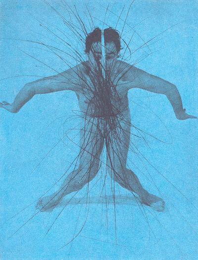 Arnulf Rainer, 'Bode Pose I', 1971-1975