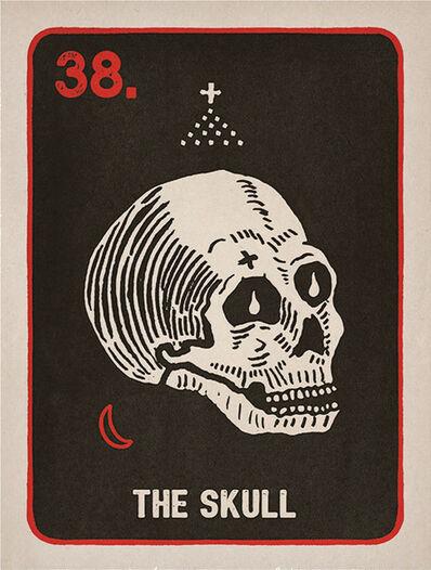 Daniel Martin Diaz, '38. The Skull', 2018