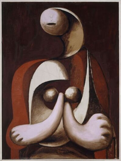Pablo Picasso, 'Femme assise dans un fauteuil rouge (Woman Seated in a Red Armchair)', 1932