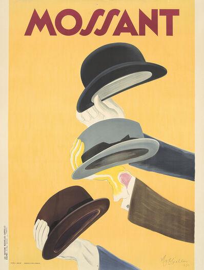 Leonetto Cappiello, 'Mossant', 1938