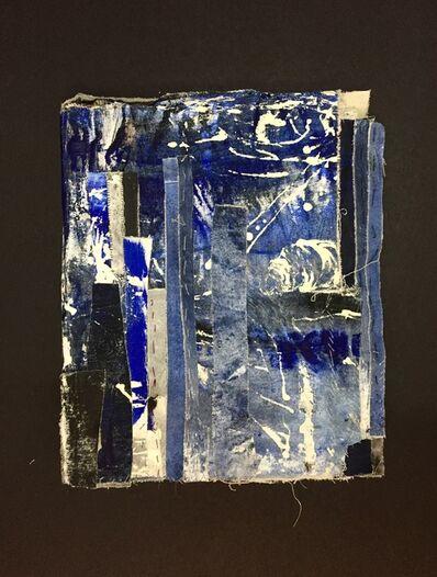 Francisca Aninat, 'Flores Azules ', 2018