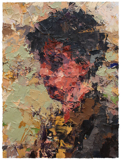 Joshua Meyer, 'A Scribe', 2017