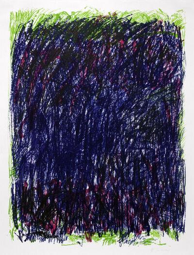 Joan Mitchell, 'Bedford II', 1981