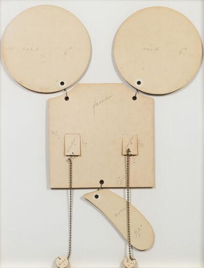 Claes Oldenburg, 'Geometric Mouse (Scale D)'
