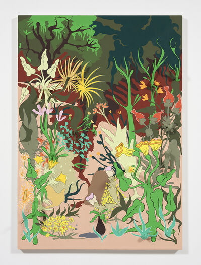 Chris Lux, 'The Garden', 2019