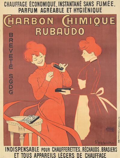 Leonetto Cappiello, 'Charbon Chimique Rubaudo.', 1903