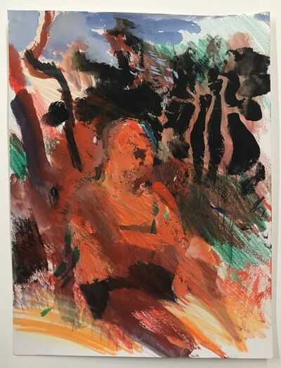 Doron Langberg, 'Landscape #9', 2019