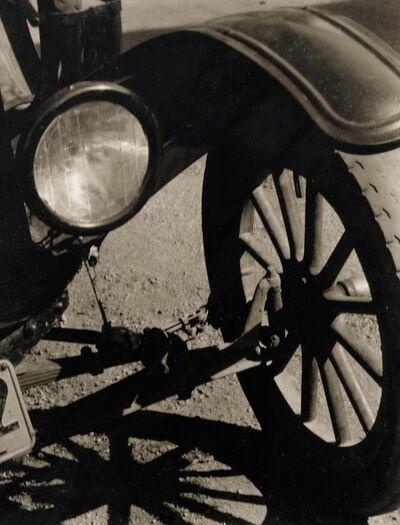 Ralph Steiner, 'Ford Front, Saratoga', 1929