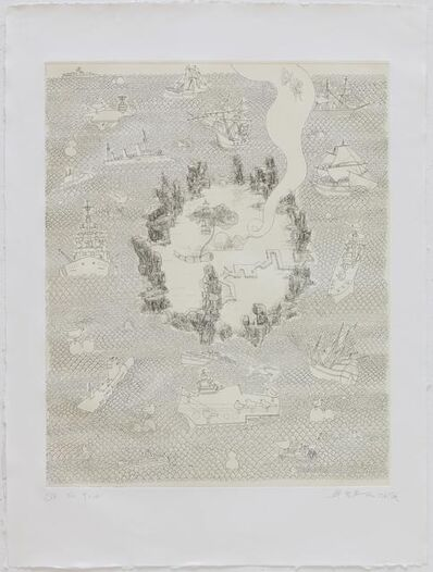 Qiu Zhijie, 'Safe Corner  ', 2008