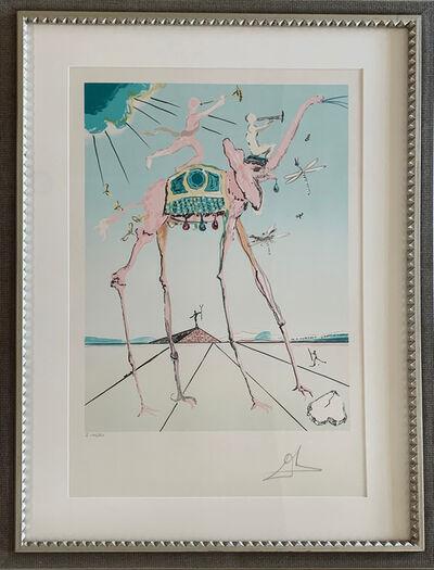 Salvador Dalí, 'Celestial Elephant (Space Elephant)', 1979