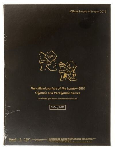 Various Artists, '2012 Olympic Games Limited Edition Box Set', 2012