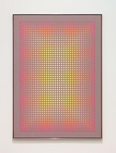 Julian Stanczak, 'Soft Beat', 1988