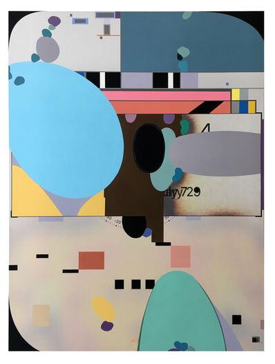 Michael Bevilacqua, 'Tolteque Head Idioitic ', 2018