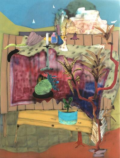 Fabian Treiber, 'Palmsprings', 2018