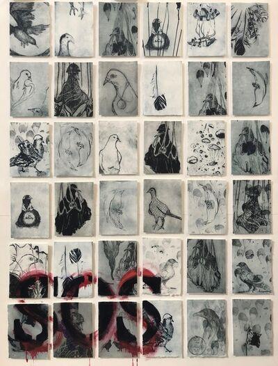 Lisa Sewards, 'The Messengers', 2019
