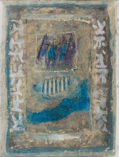 James Coignard, 'Page orientale', 1973