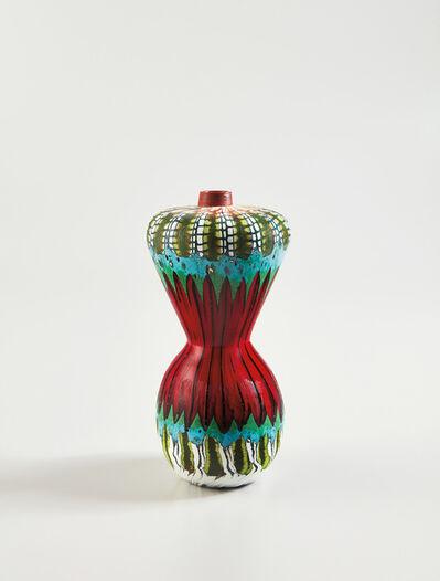 """Yoichi Ohira, 'Unique """"Composizione a Canne e Polvere"""" vase', 2004"""