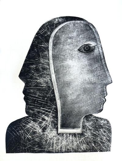 Jolanta Johnssons, 'Double portrait 4'