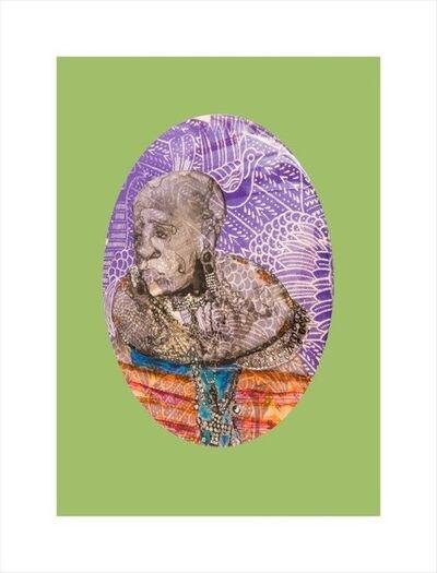 Kimberley Gundle, 'Metita - Floating in Sap Green Ed.7', 2016