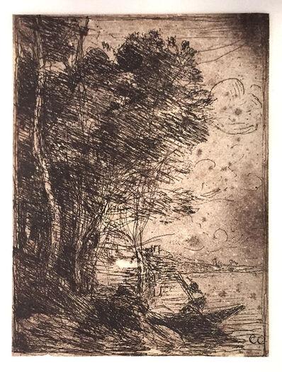 Jean-Baptiste-Camille Corot, 'Souvenir de Fampoux', 1854