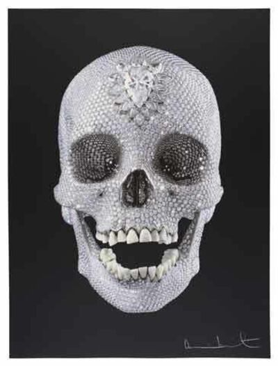 Damien Hirst, 'For The Love of God - Devotion'