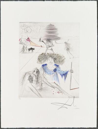 Salvador Dalí, 'LE VIEIL HIPPY (The Old Hippy)', 1969-1970