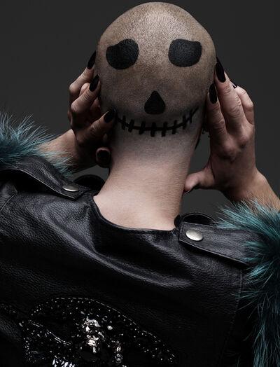 Rankin, 'Skull, Scream', 2016