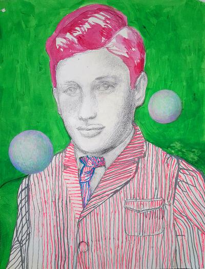 Eline Meyer, 'Eline Meyer: Portraits: Freddy', 2018