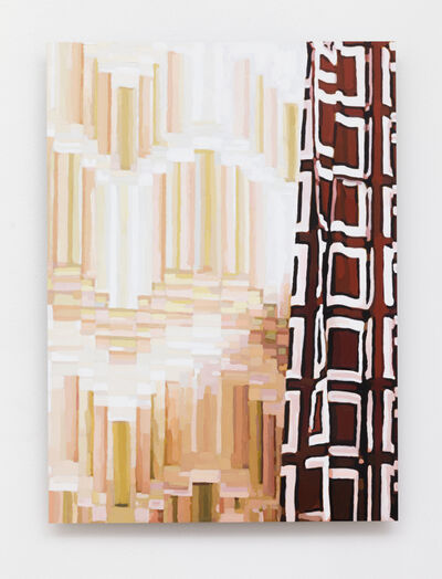 Aura Rosenberg, 'Obscene: Untitled (Geometric Curtains)', 2013
