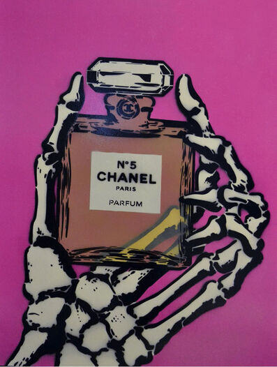 Rich Simmons, 'Chanel Vanities Death Grip', 2013