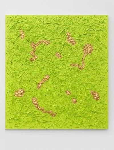 Yang Xinguang, 'Above the Soil (Pastel Green)', 2019