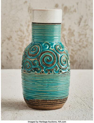Paul Dordet, 'Spiral Vase', circa 1945-1953