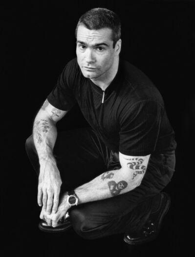 Christopher Felver, 'Henry Rollins', 1997