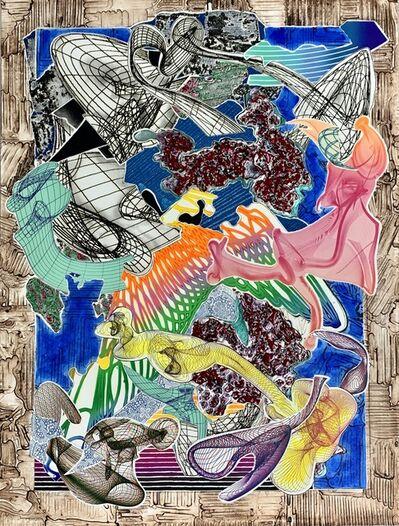 Frank Stella, 'Fanattia', 1995