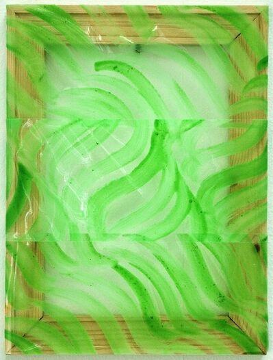 Carla Accardi, 'Verde', 1968 + 2008