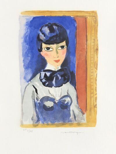 Kees van Dongen, 'Claudine', ca. 1950
