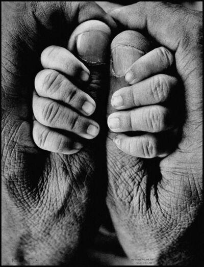 Raghu Rai, 'My Father and My Son, Delhi   ', 1969