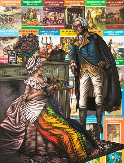 Michael LaBua, 'American History (George Washington)', 2016