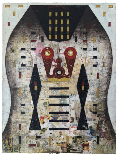 Raymond Lemstra, 'Facing Seoul #83', 2017