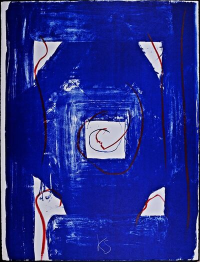 Kimber Smith, 'Untitled Abstract Expressionist Lithograph', 1967