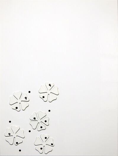 Richard Tuttle, 'Six Nails', 2005