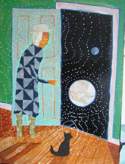 Donald Saaf, 'World Outside my door', 2019