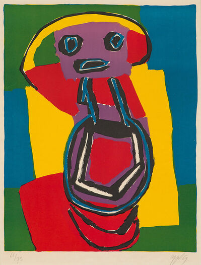 Karel Appel, 'Enfant', 1969