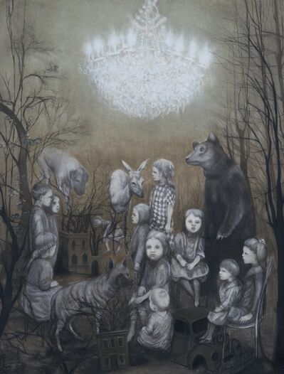 Beth Carter, 'The Gathering'